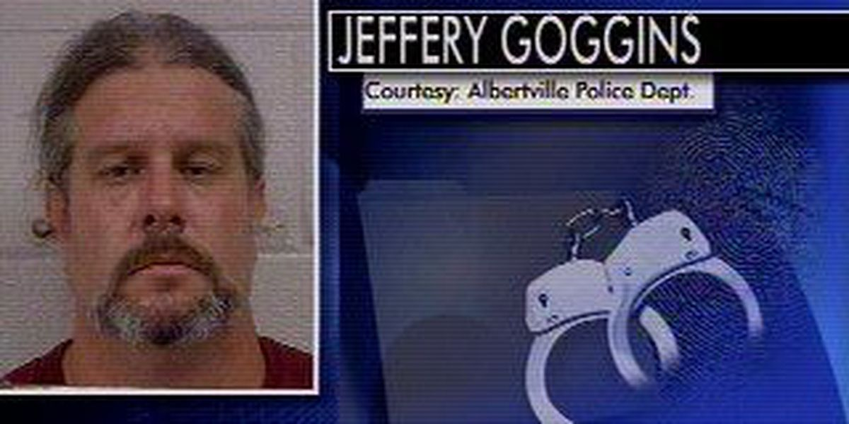 Albertville man accused of stealing copper