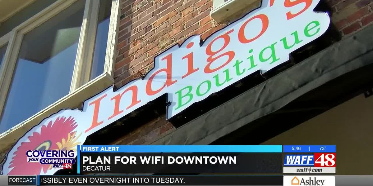 City officials planning on WiFi for downtown Decatur