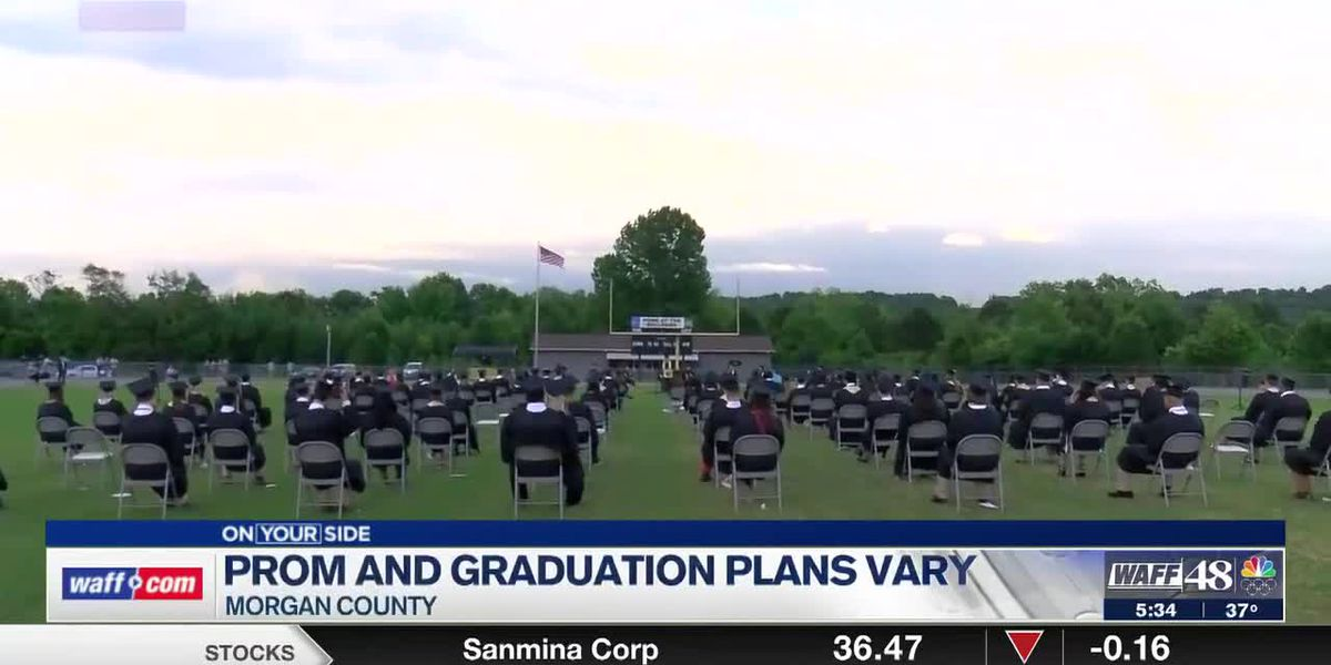 Prom and graduation plans vary by school