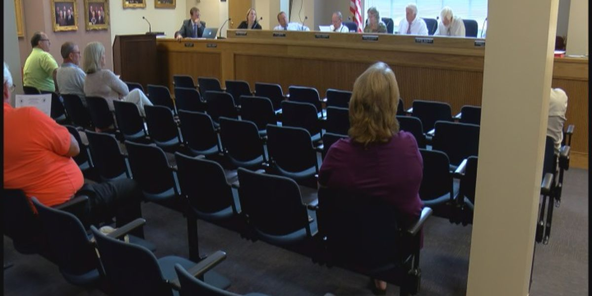 Marshall County Commission rejects plan for possibly raising entry-level pay