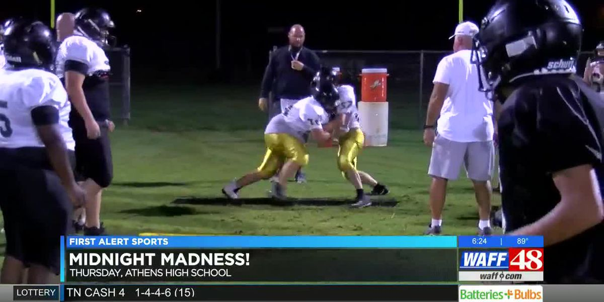 Midnight Madness at Athens High School