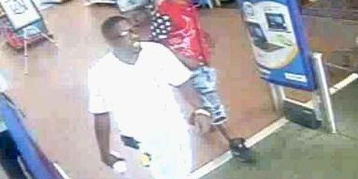 Crime Stoppers: Thief shops with stolen credit cards