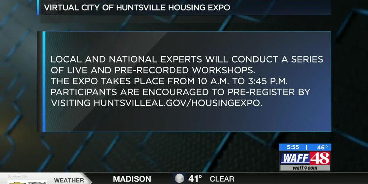 City of Huntsville Housing Expo goes virtual