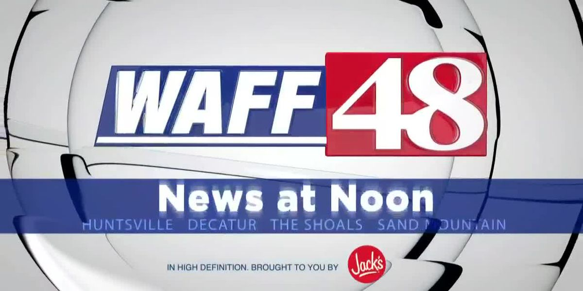 WAFF 48 Noon Newscasts