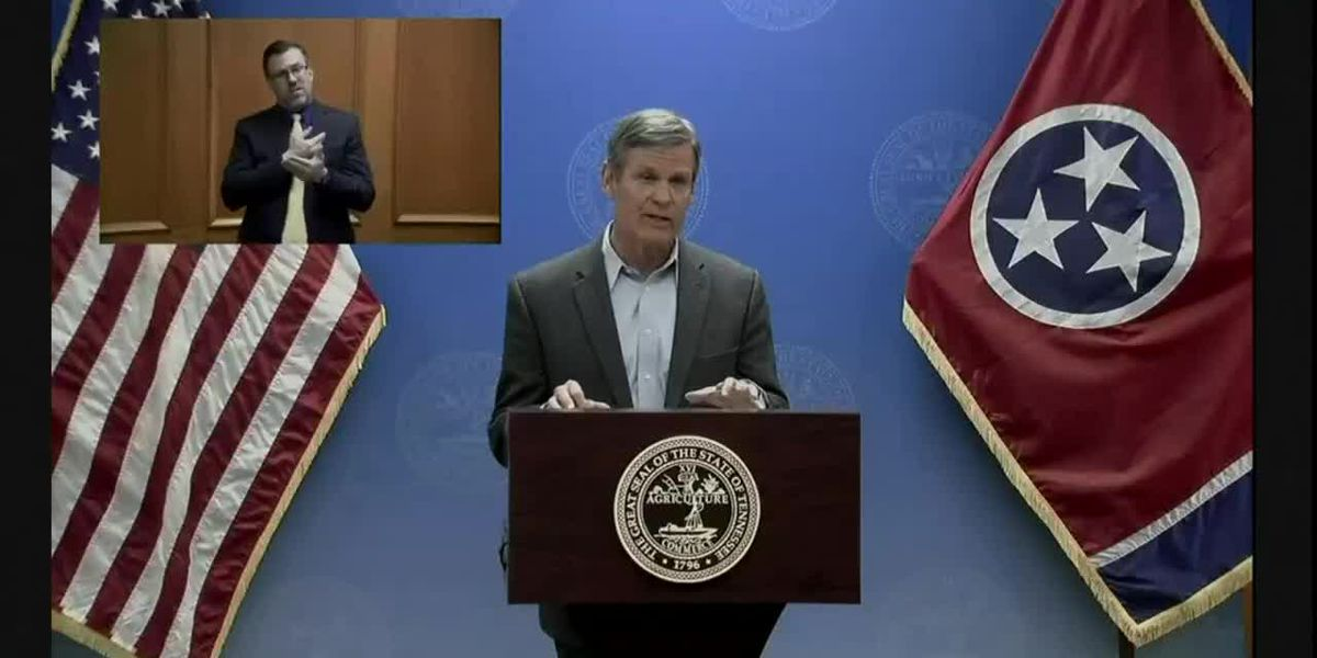 'Tennessee Pledge': Gov. Bill Lee outlines new guidelines for businesses opening next week