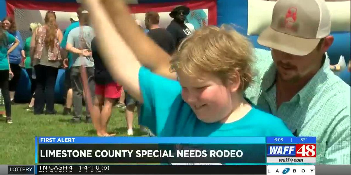 Limestone County Special Needs Rodeo