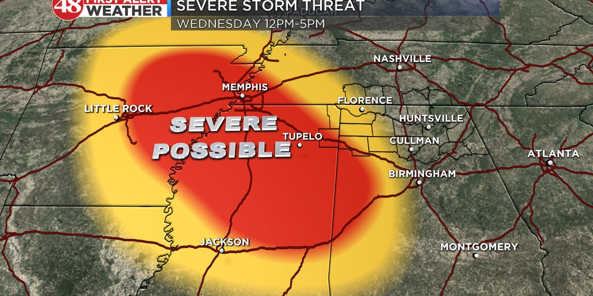Storm chances continue this week