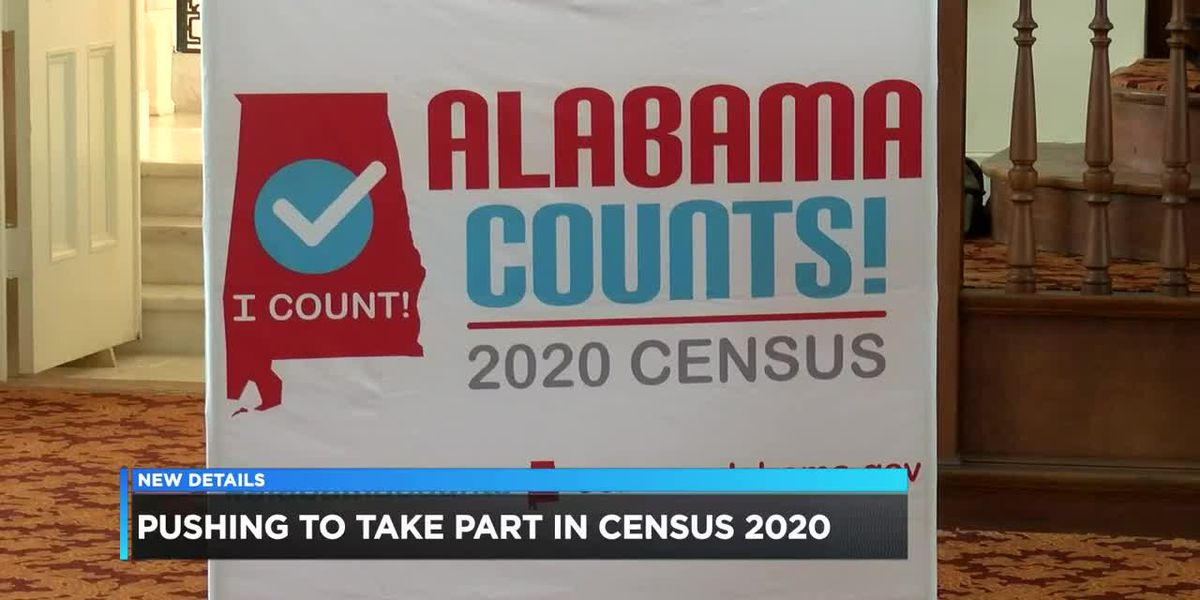 Alabama offers grants to push 2020 census participation