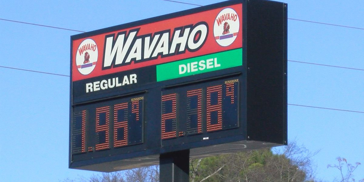 First phase of Alabama's gas tax hike starts today