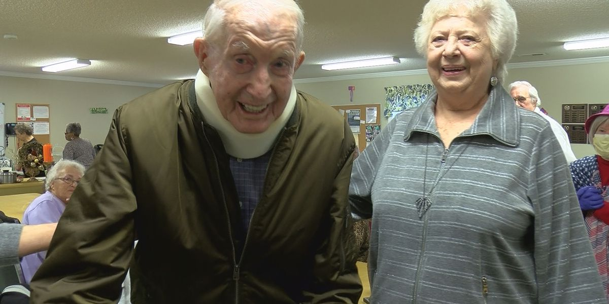 Madison County man celebrates 100th birthday with surprise party