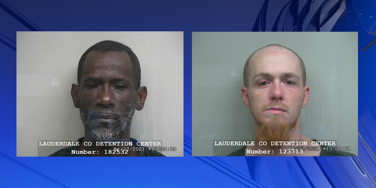 Police arrest two after robbery investigation in Florence