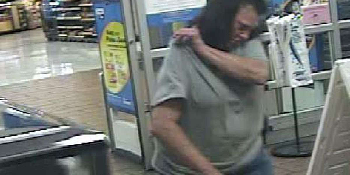 Crime Stoppers: Phone case with credit cards stolen at Walmart
