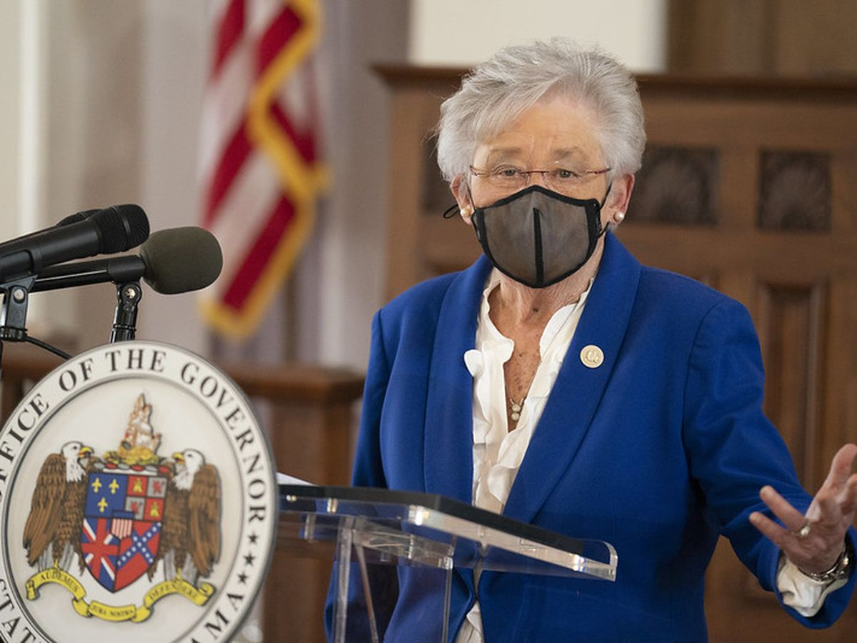 Governor Ivey to hold news conference to update COVID-19 response