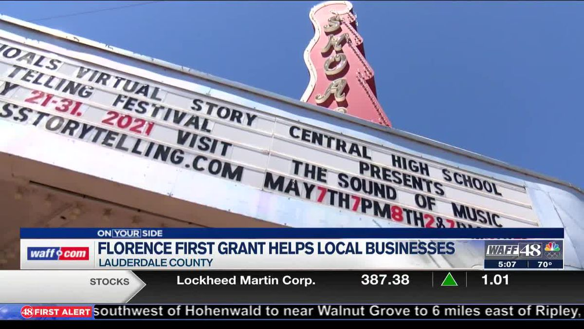 """One year later: How one Florence business is doing after receiving the """"Florence First"""" grant"""