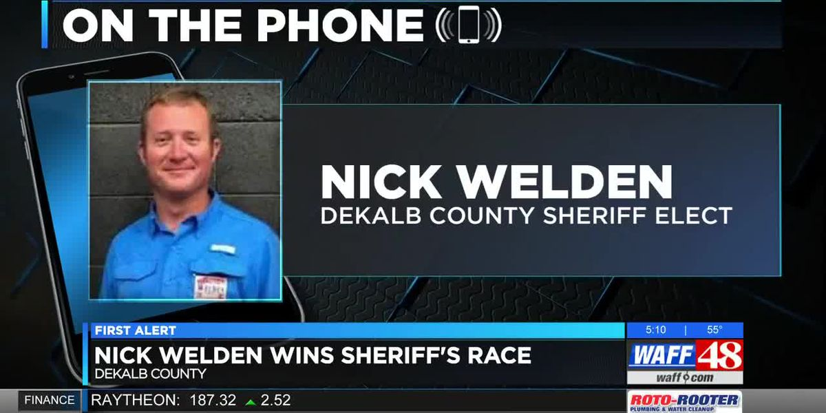 DeKalb County sheriff-elect promises change, cooperation with area police departments