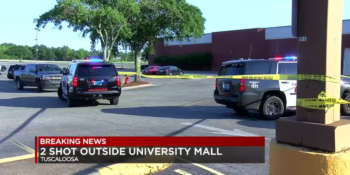Tuscaloosa PD: Search for suspect, 15-year-old girl shot outside University Mall was innocent bystander