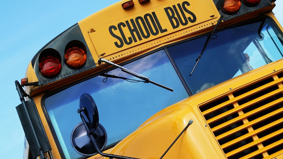 Limestone County bus rear ended during icy commute