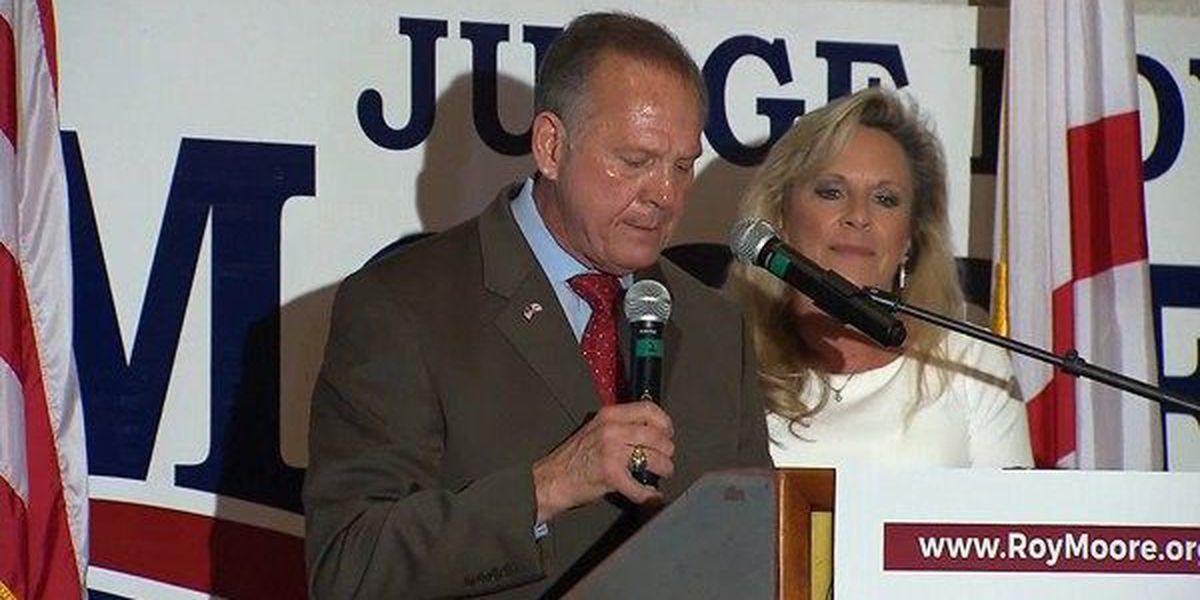 Roy Moore defamation lawsuit against accusers is paused