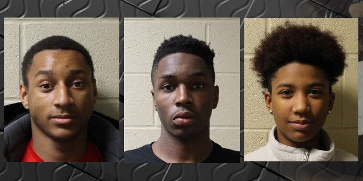 3 arrested in iPhone sale-turned-robbery at Athens McDonald's