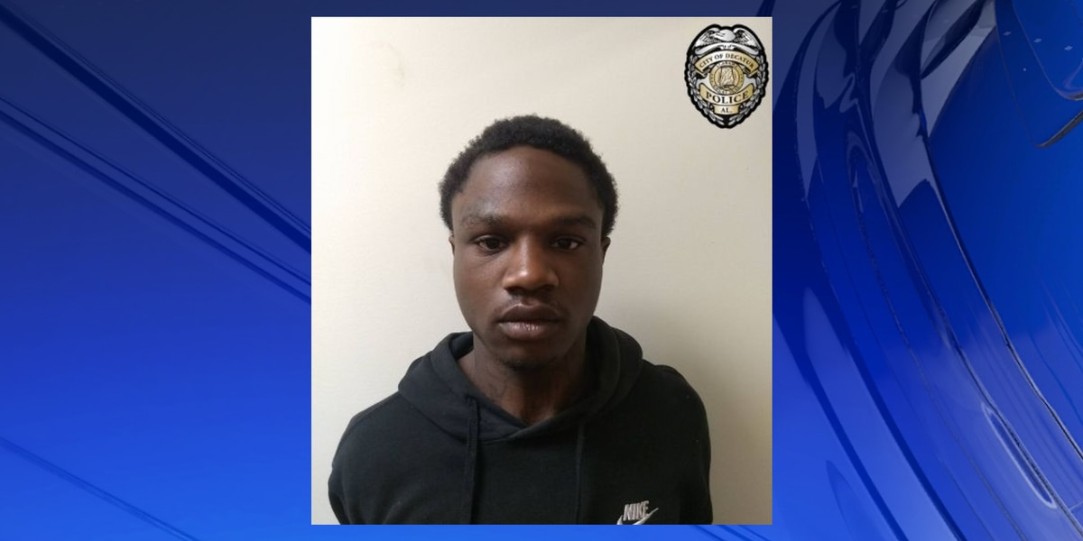 Decatur man facing firearm, drug charges following January vehicle shooting