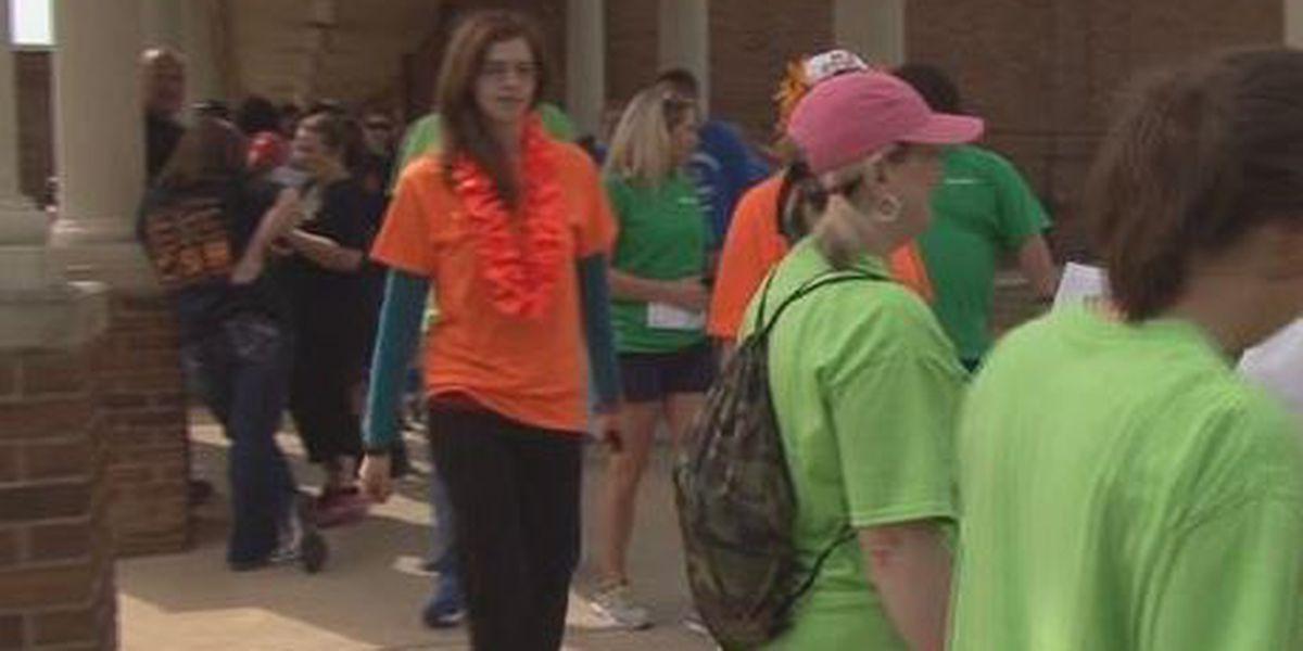 Walkers raise $100K for multiple sclerosis