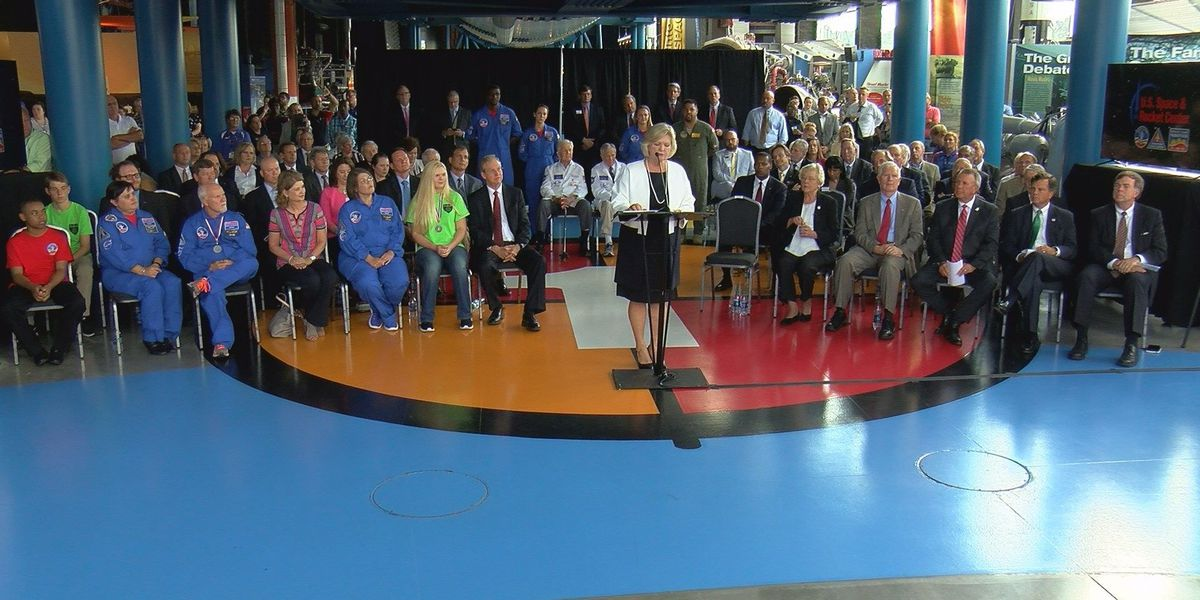 U.S. Space & Rocket Center gets $10M grant for cyber camp