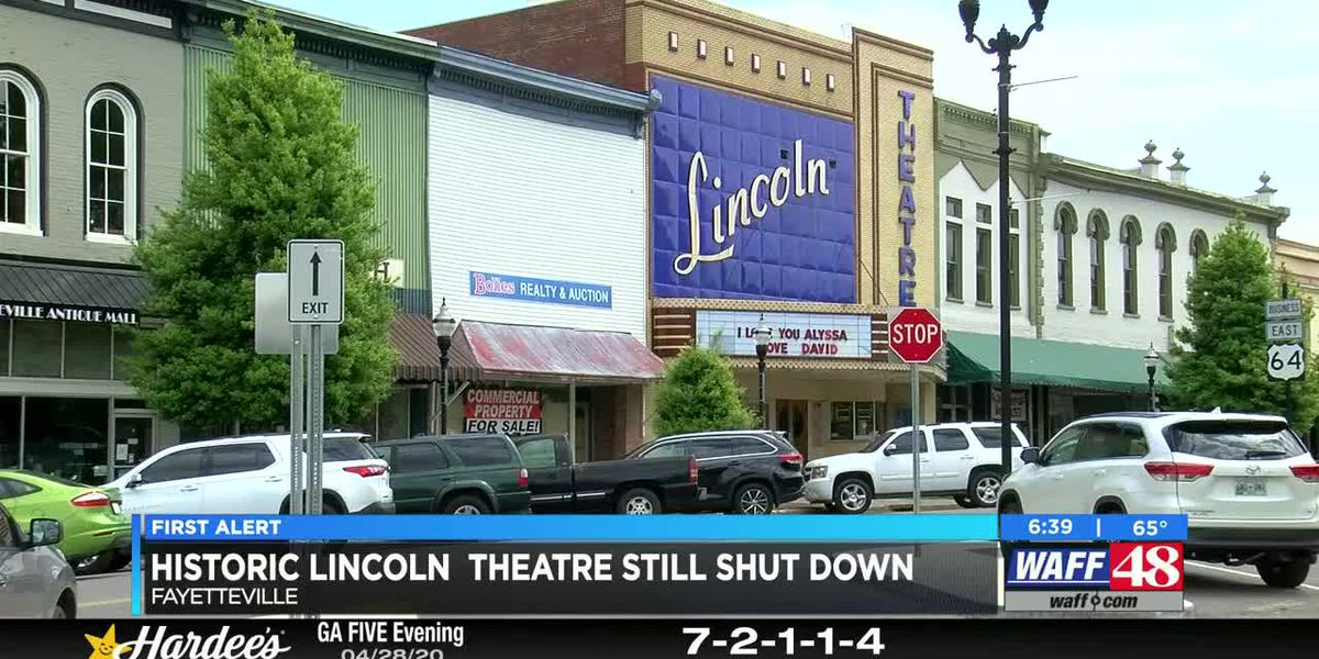 Lincoln Theatre finding different ways to make money while shutdown
