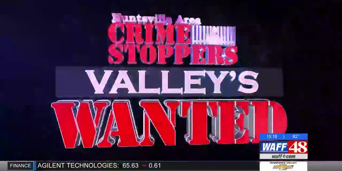 Valley's Wanted Oct. 15-21
