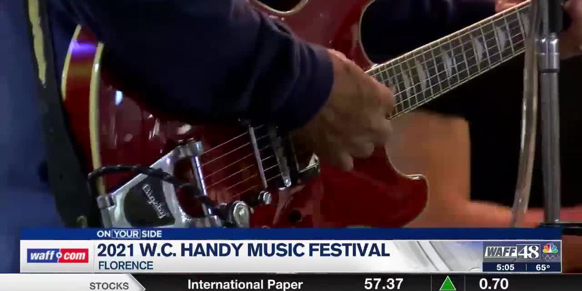 W.C. Handy Music Festival returns to Florence for its 40th anniversary