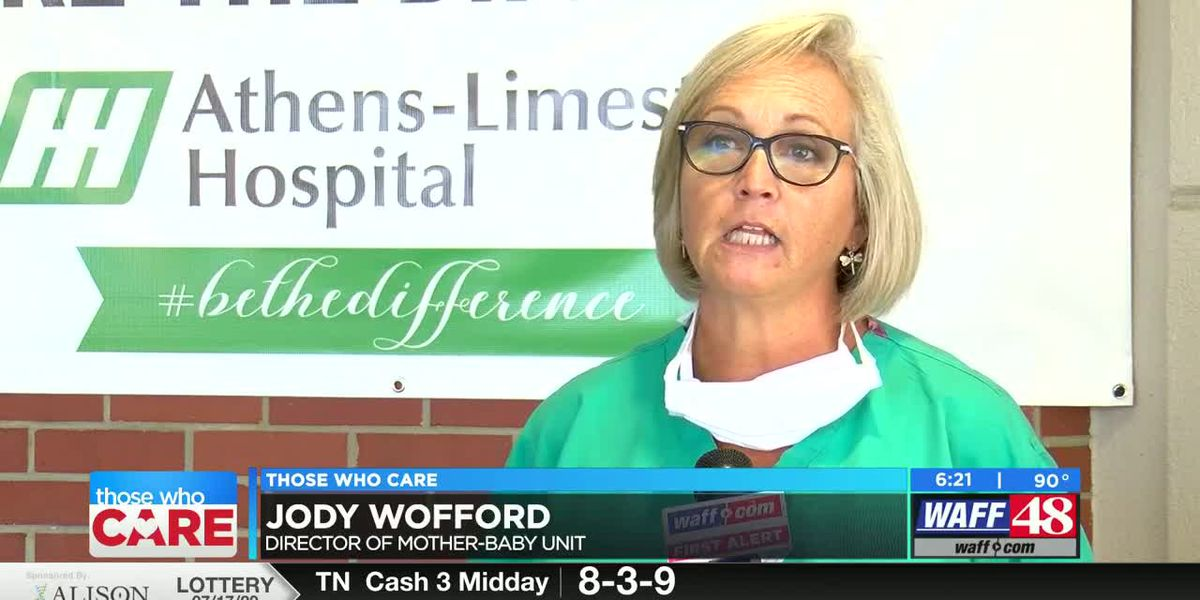 Those who care: Jody Wofford