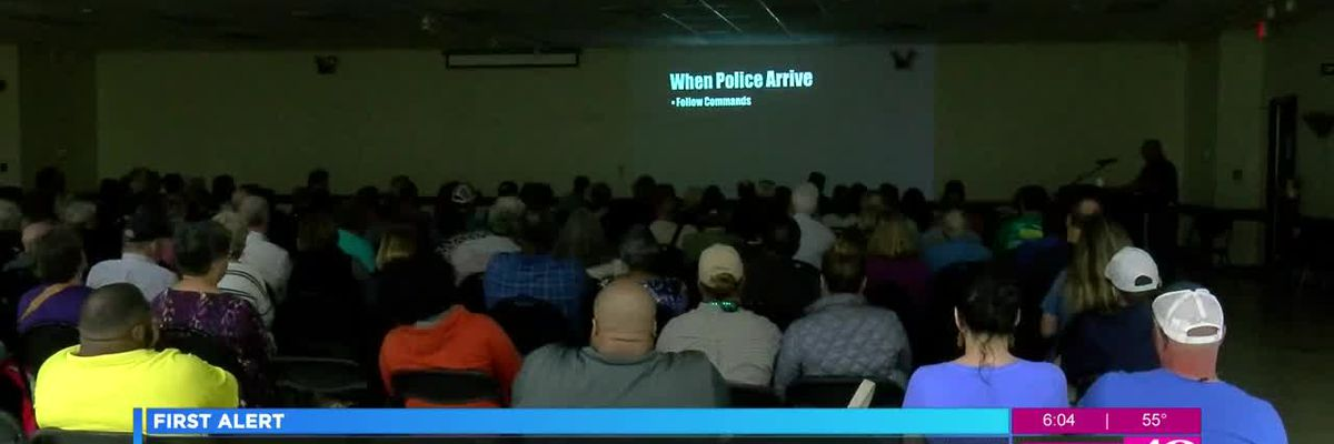 Huntsville Police hope to prepare public for active shooter situations