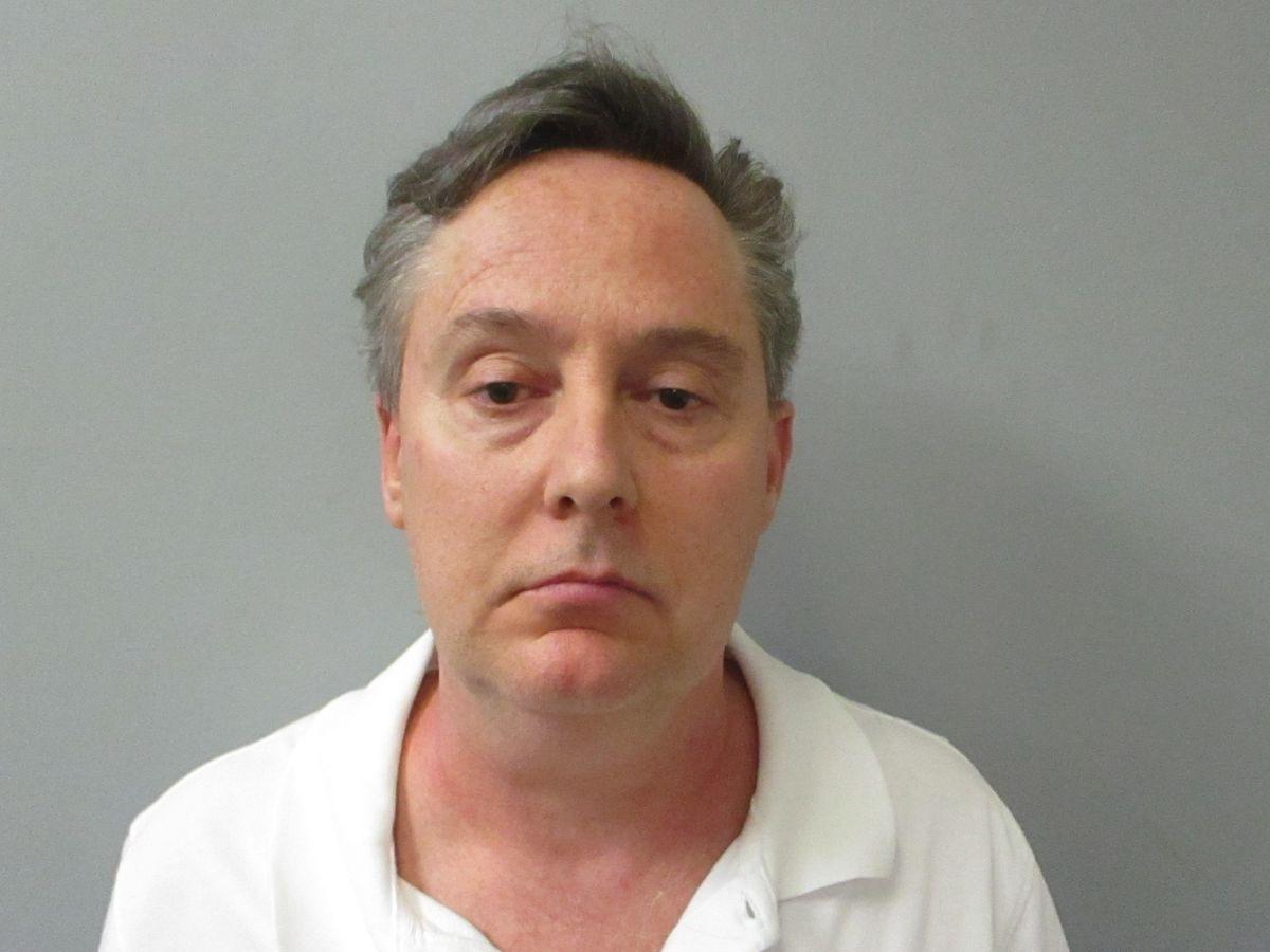Former Huntsville police officer who killed girlfriend arrested on prostitution charge