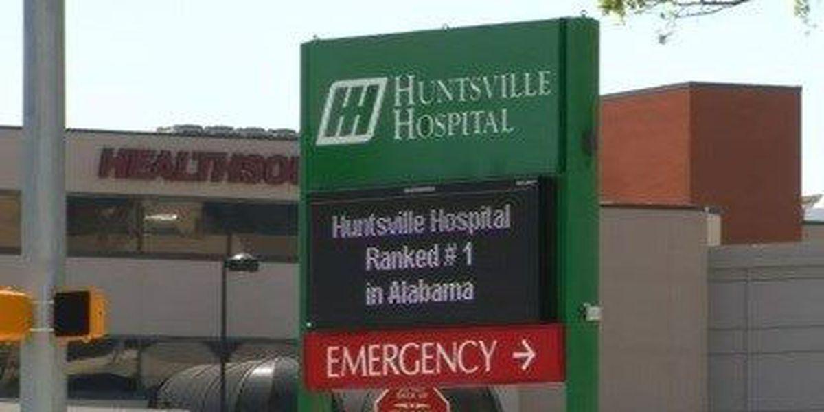 Huntsville Hospital files copyright lawsuit