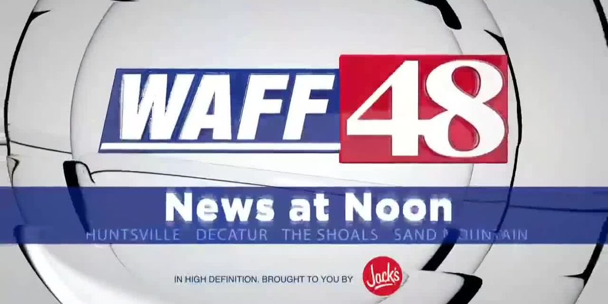 WAFF 48 News at Noon