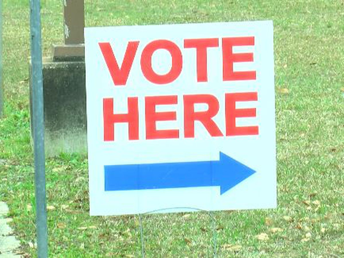 10 percent turnout possible for Alabama runoff election