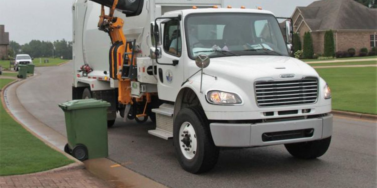 Muscle Shoals experiencing growing pains with new garbage trucks