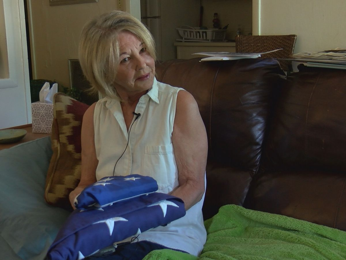 Memorabilia successfully returned to late veteran's wife