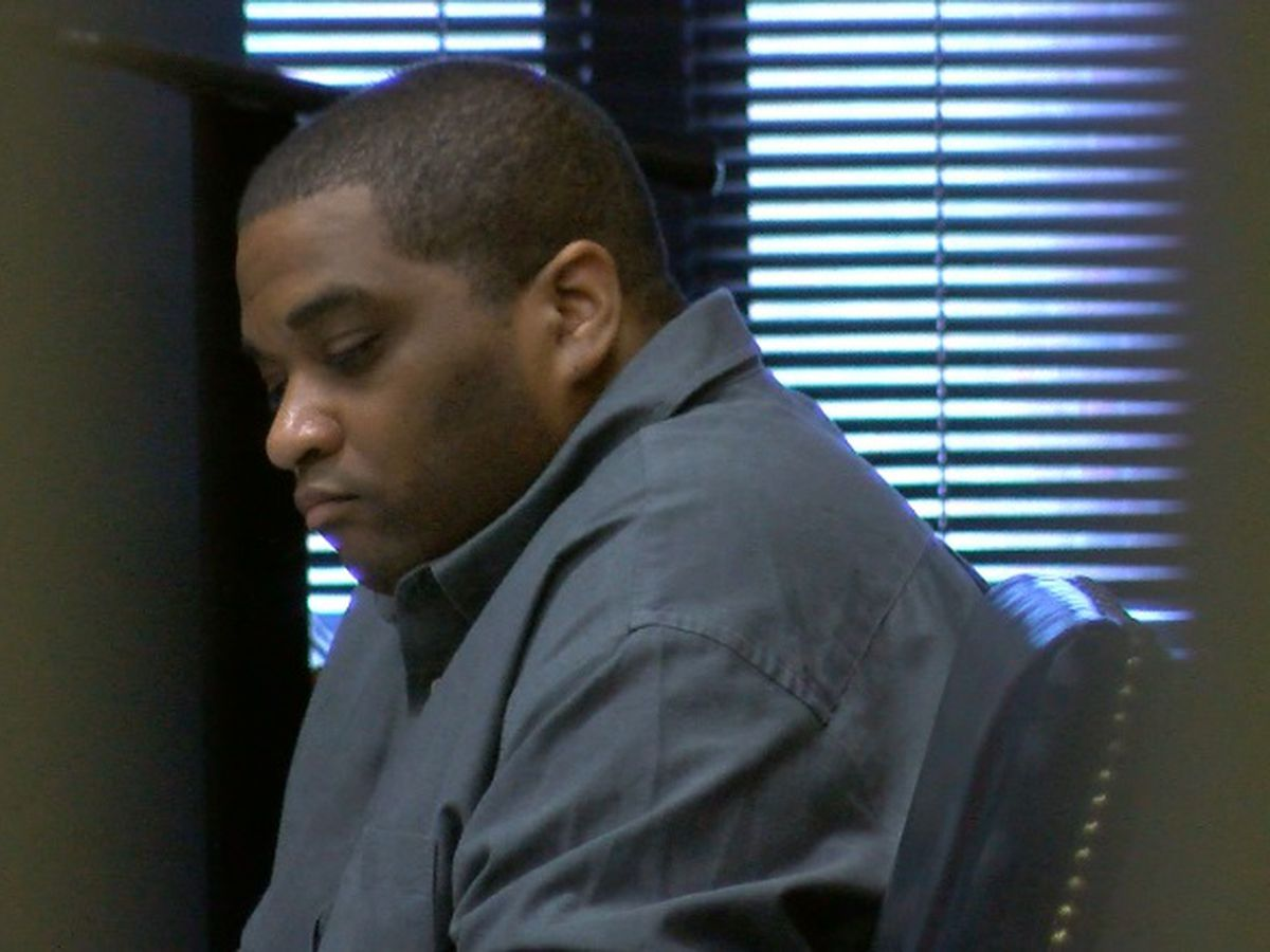 Baby's mother takes stand to testify in ex's capital murder trial
