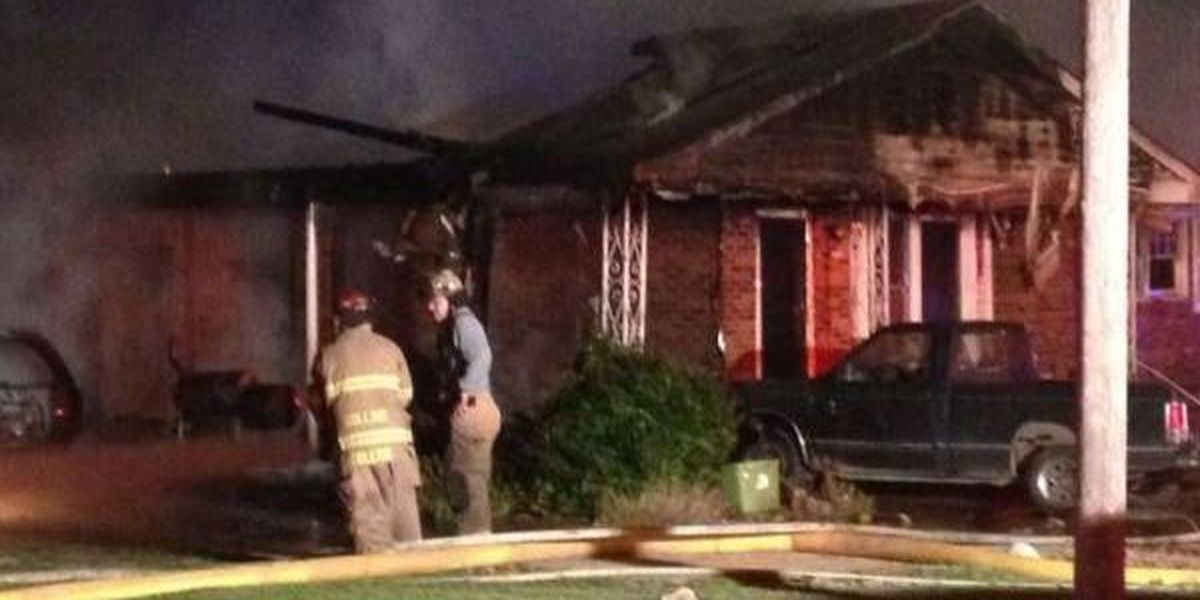Deadly house fire in Muscle Shoals; Oscar Pistorius sentenced to prison
