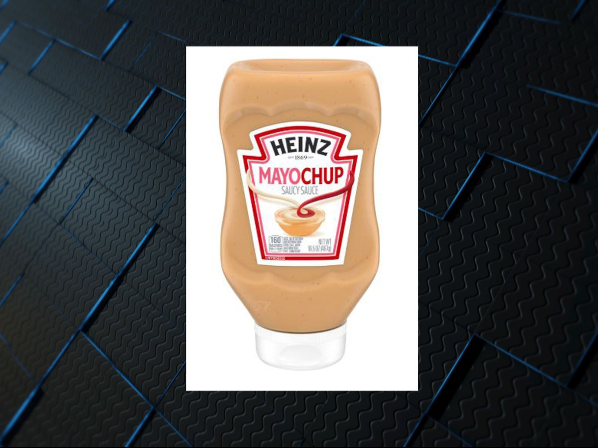 Heinz announces new 'Mayochup'