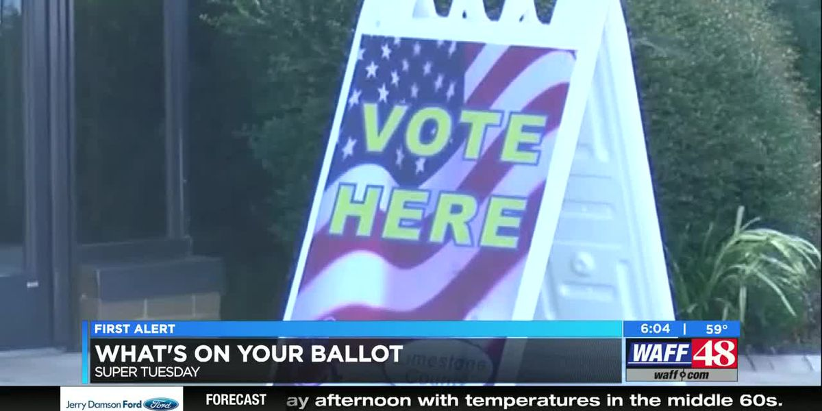 Recent Democratic presidential candidate dropouts affect local ballots