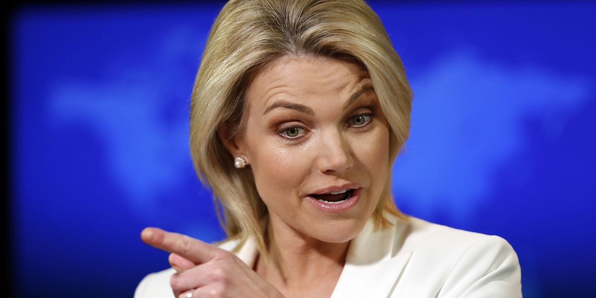 Heather Nauert likely to be quizzed on her diplomatic resume
