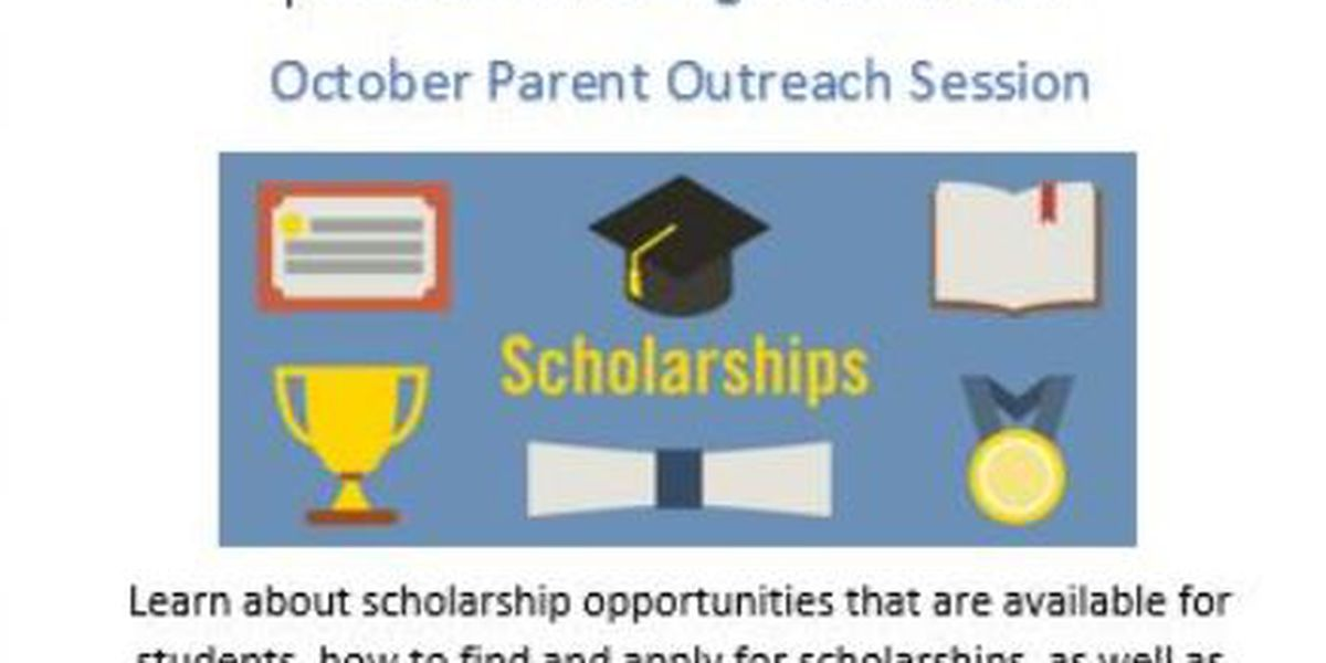 Huntsville City Schools counselors hosting parent outreach sessions for college scholarships