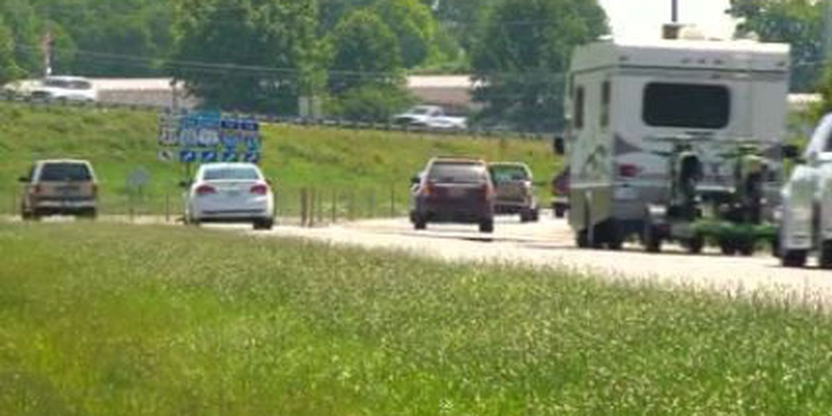 Traffic delays coming as major road project starts Monday