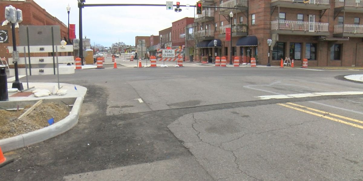 Albertville completing 5-year downtown redevelopment project