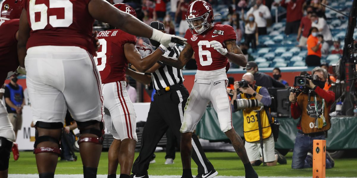 2020 National Championship Team to be honored during Alabama A-Day festivities