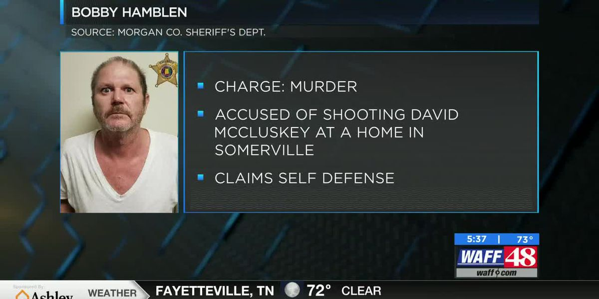 Morgan County murder suspect claims self defense in documents