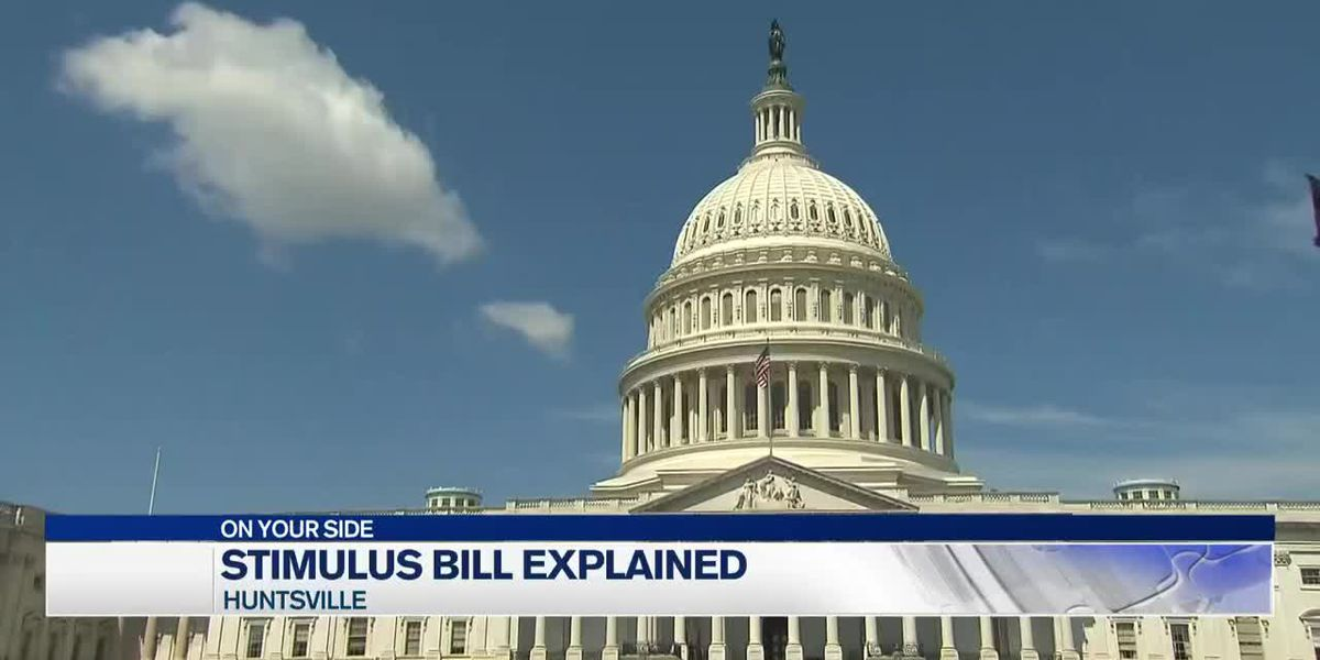 Breaking down what the COVID-19 relief bill means for you