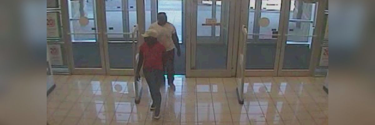 Crime Stoppers: Thieves steal thousands in clothes from mall department store