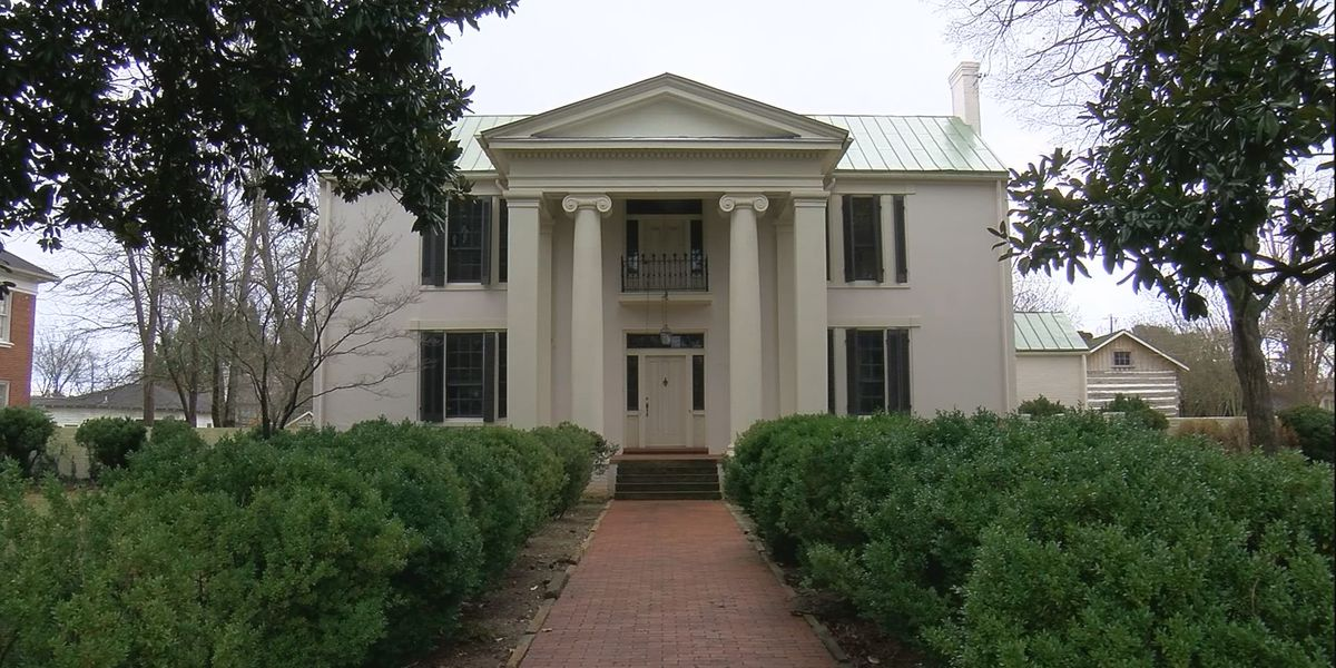 Athens State University presidential home going up for sale